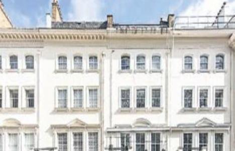 Lord Roger Hickman evini 4.5 milyon liraya satışa çıkardı!