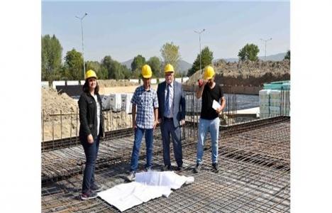 Ceyhun Çorbacı, yeni Taşköprü Otobüs Terminali inşaatını inceledi!