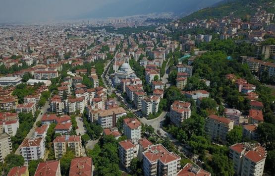 TOKİ Bursa'da 20