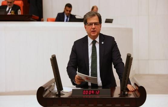 Mersin'de TOKİ satışında yaşanan sorunlar mecliste!