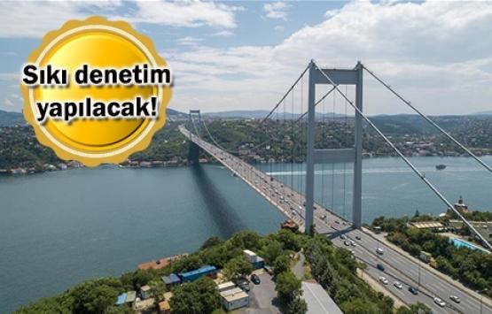 Boğaz'da inşaat zorlaşacak!