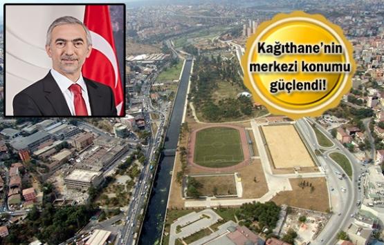 Kağıthane'ye İstanbul Havalimanı Metrosu dopingi!