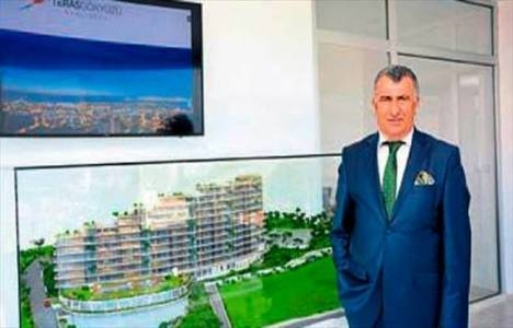 Uzunyayla Group İzmir'de Teras Gökyüzü projesine başlıyor!