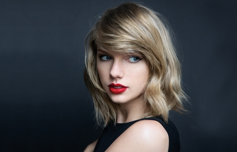 Taylor Swift Londra'dan