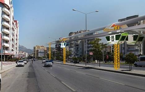 İzmir'in ulaşımı için 4 yeni proje hayata geçirilecek!