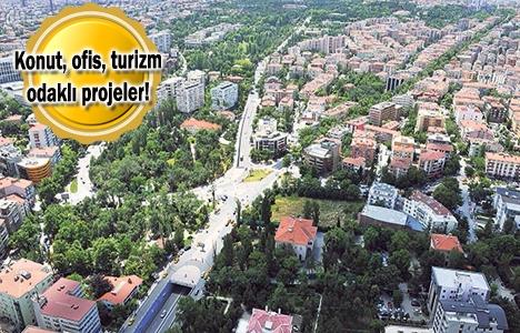 Gayrimenkul yatırımları Anadolu'ya