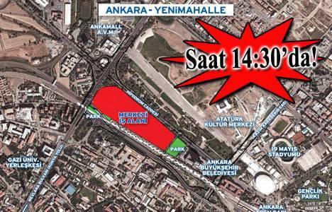 Emlak Konut Ankara Yenimahalle ihalesi bugün yapılacak!