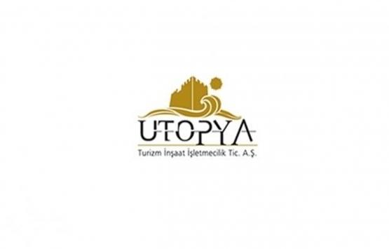 Utopya Turizm İnşaat'ın faaliyet raporu yayınlandı!