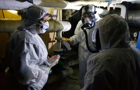Kadıköy'de 794 binanın 223'ünde asbest tespit edildi!