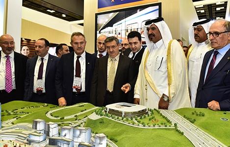 Expo Turkey by Qatar, Doha'da başladı!