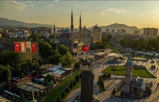 Kayseri'de 7.5 milyon