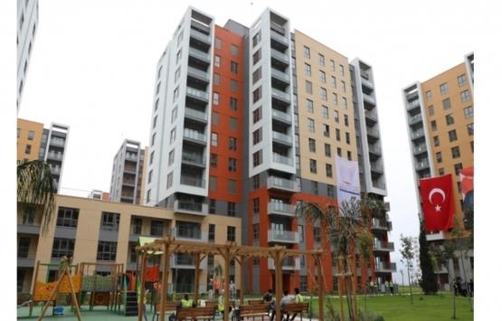 Antalya Kepez Santral'de 472 aile dairelerine kavuştu!