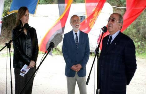 GİNTAŞ Karabağ'da atık su tesisi kuruyor!