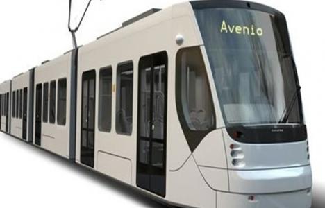 Siemens Gebze'de tramvay