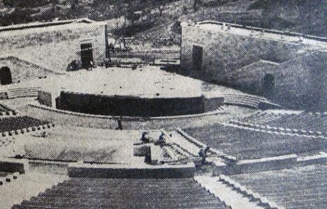 1947 yılında İstanbul