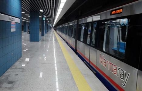 Marmaray 42 istasyonu