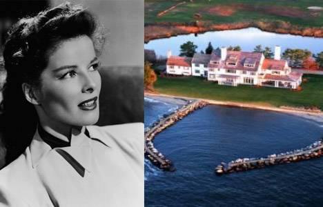 Katharine Hepburn'ün malikânesi 14.8 milyon dolara satışa çıktı!