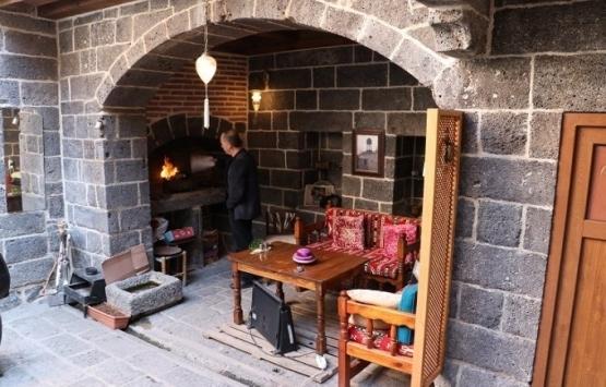 Tarihi Diyarbakır evleri
