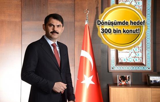 20 yılda 6 milyon 700 bin konut yenilenecek!