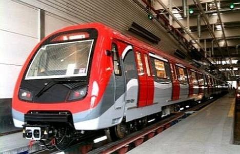 İzmir metro hattı