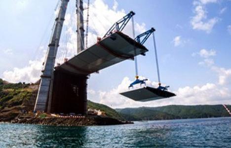 3. Köprü inşaatında