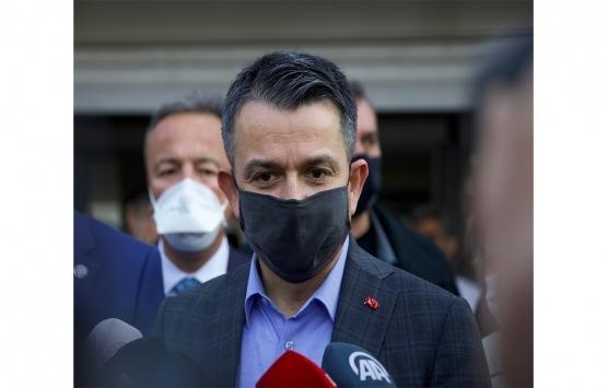 Bekir Pakdemirli'den İzmir rezerv konut alanı açıklaması!