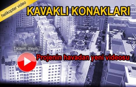 Kavaklı Konakları Gül İnşaat'ın havadan yeni videosu!