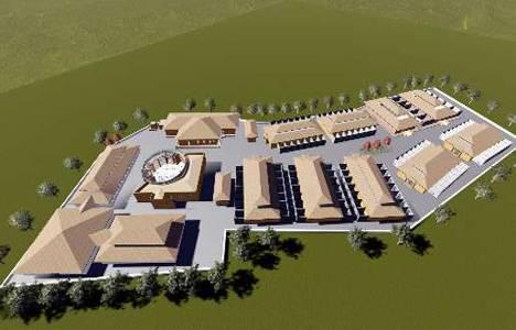 Trabzon Doğal Yaşam Alanı ve Sokak Hayvanları Bakım Merkezi'nin yapımına başlandı!