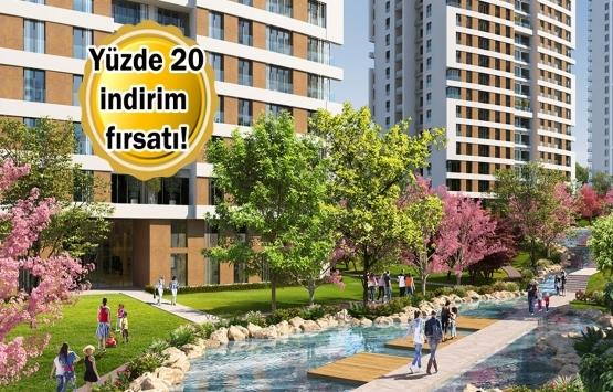 Park Mozaik Su lansmana özel fiyatlarla satışta! Yeni proje!