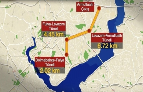 İstanbul'a 3 yeni