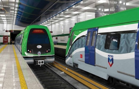 Konya Metrosu için ihaleye çıkılıyor!