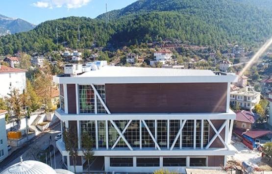 Antalya Gündoğmuş Kültür Merkezi açılıyor!