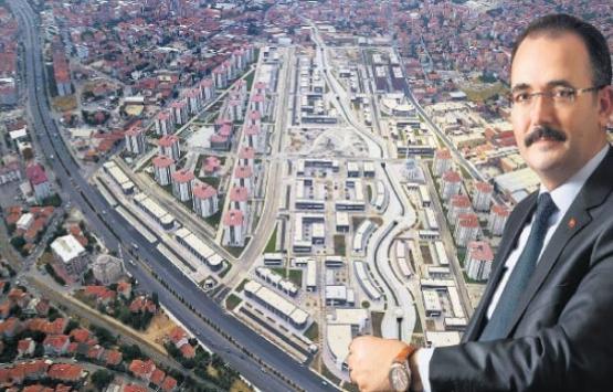 Uşak'ın çehresi kentsel