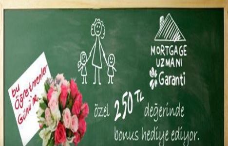 Garanti Mortgage öğretmenleri