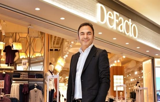 DeFacto 150'inci mağazasını