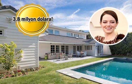 Emma Stone Beverly Hills'teki evini satıyor!