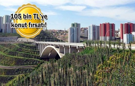 TOKİ Kuzey Ankara'daki 174 konutu yarın satışa çıkarıyor!