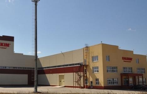 Kalekim, Rusya fabrikasını
