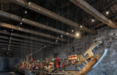 Venedik Mimarlık Bienali'ndeki Türkiye Pavyonu Archinect ve Monocle'da!