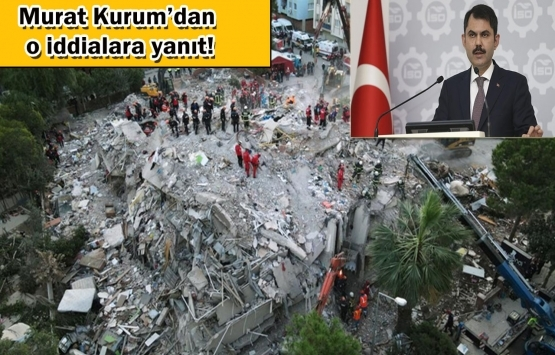 İzmir deprem konutları nereye inşa edilecek?