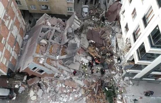 Bahçelievler'deki 15 bin bina depremde yıkılacak!