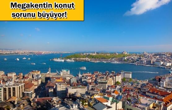 İstanbul'da kira fiyatları iki kat arttı!