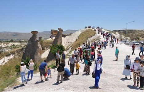 Kapadokya otelleri yüzde 100 doluluk oranına ulaştı!