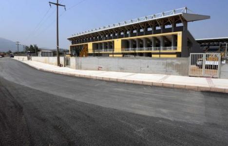 Yeni Bornova Stadı