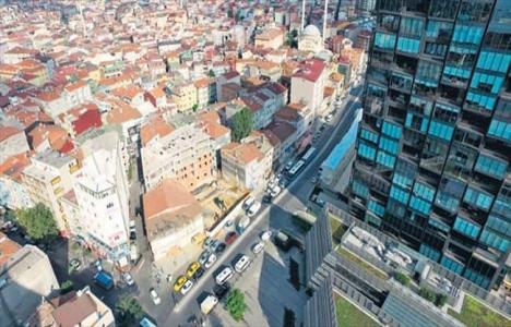 İstanbul Gültepe'de kentsel