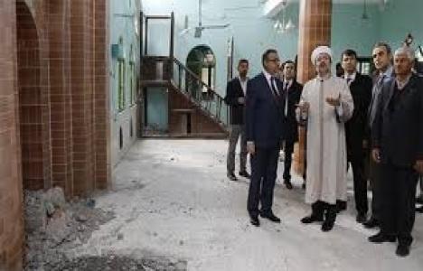 Şırnak Cizre'de 13 cami yeniden yapılacak!