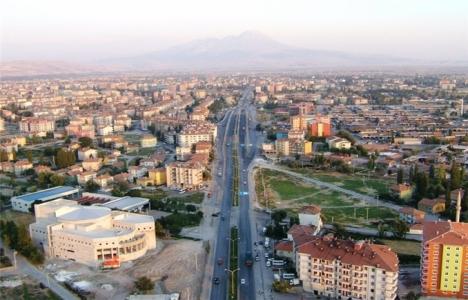 Aksaray'da arsa yatırımları
