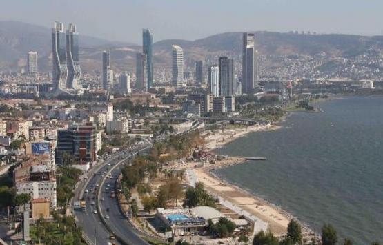 İstanbul-İzmir Otoyolu İzmir'e