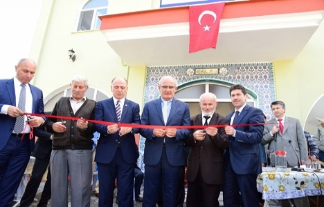 Tekkeköy Merkez Cami açıldı!