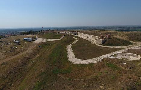 Edirne'deki Hıdırlık Tabyası müze olacak!